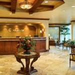 Seaside National Bank, Windermere, Florida, Lobby, Mediterranean Style