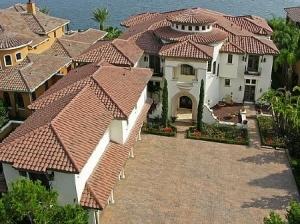MJS Architect: Entry Reception: Cinque Terra, Modern Florida Mediterranean Street of Dreams home, Interior Architectural Designer, Susan P, Berry