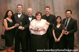 Susan Berry 2007 Aurora Award Home Design SEBC