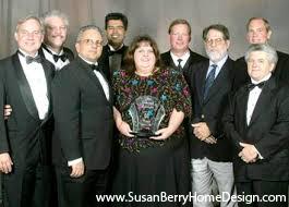 Susan Berry, Grand Aurora Live Design Award, AIBD, American Institute of Building Design