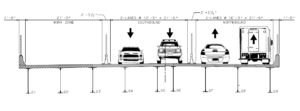 US 1 WAV construction stage 3 graphic