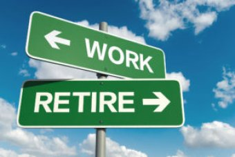 work or retire image