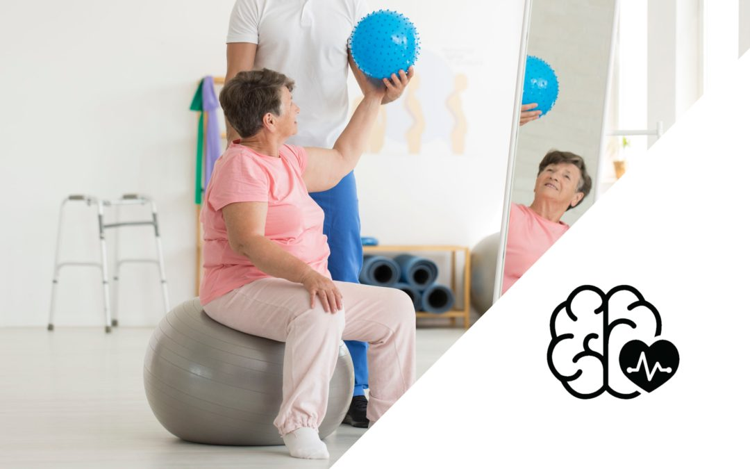 Dual-task exercise training after a stroke