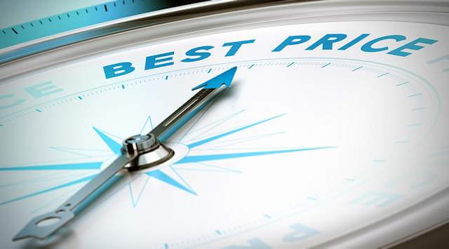 """Compass pointing to """"BEST PRICE."""" Is cash price your best price when it comes to healthcare?"""