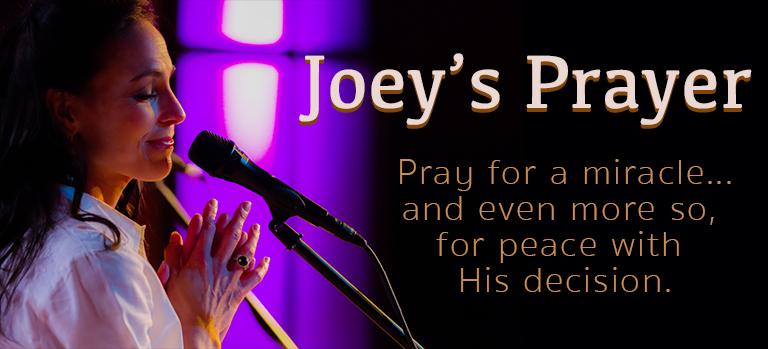 Pray For Joey Feek - CountryMusicRocks.net