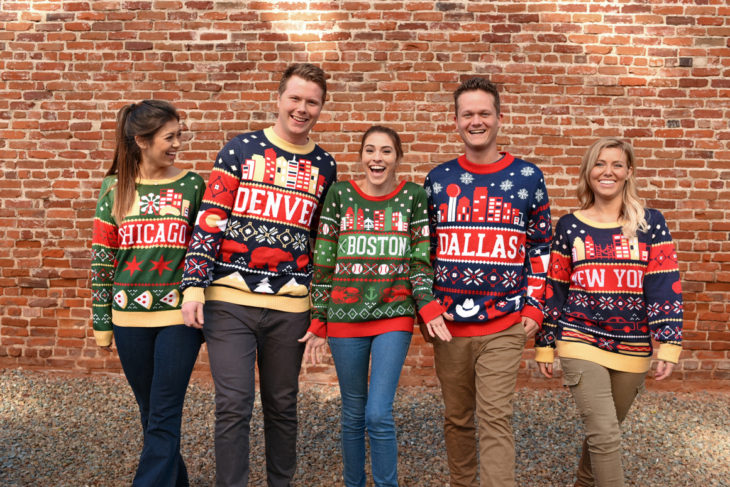 Tipsy Elves Ugly Christmas Sweater