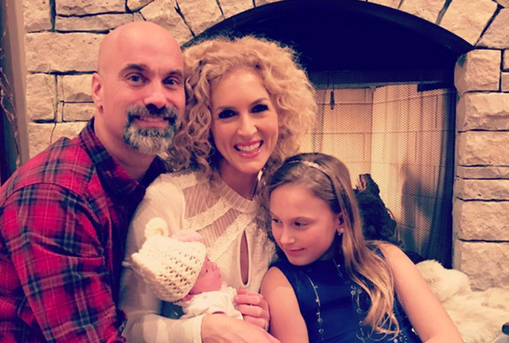 Little Big Town's Kimberly Schlapman Welcomes Baby Girl
