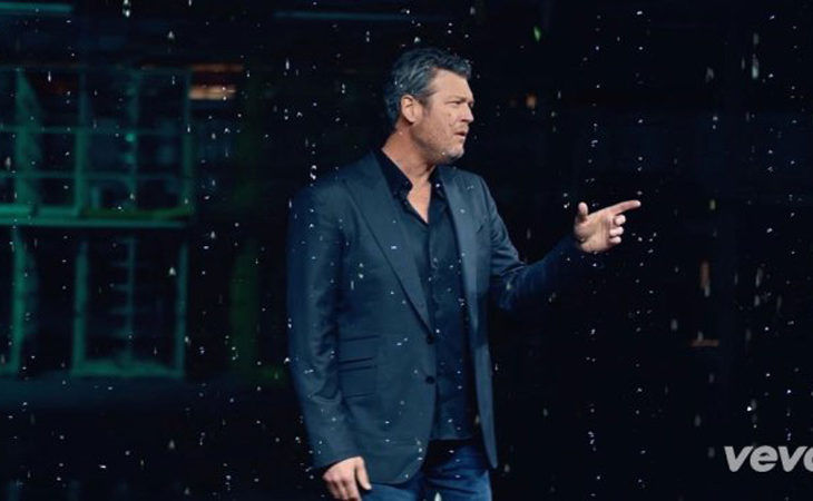 Blake Shelton Music Video