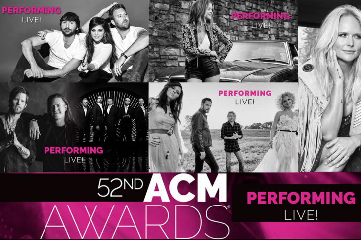 ACM Awards Performers