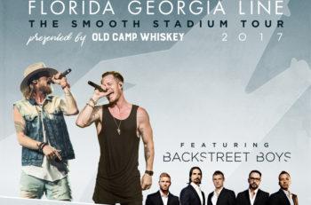 Florida Georgia Line Smooth Stadium Tour