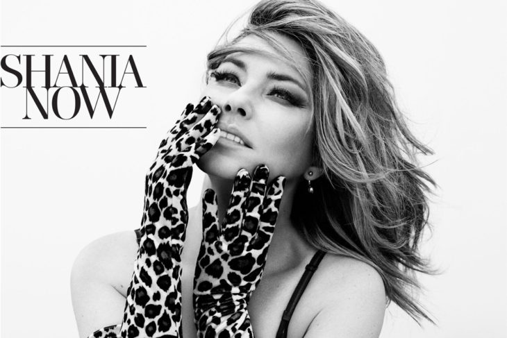 Shania Twain NOW Album