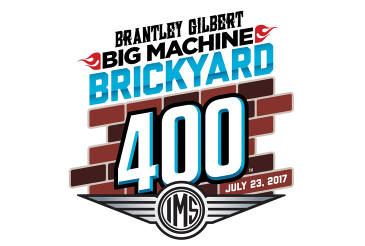 Brantley Gilbert Brickyard 400