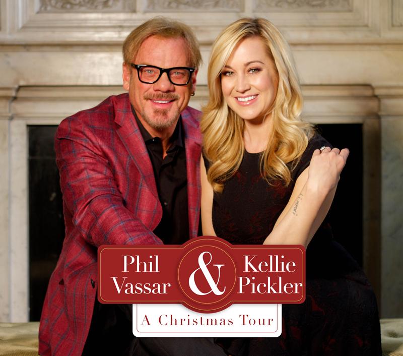 Phil Vassar Kellie Pickler A Christmas Tour