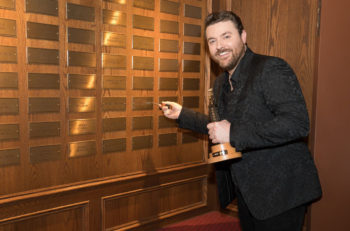 Chris Young Opry Induction