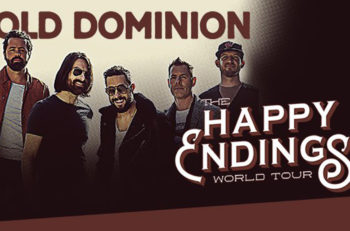 Old Dominion Happy Endings World Tour