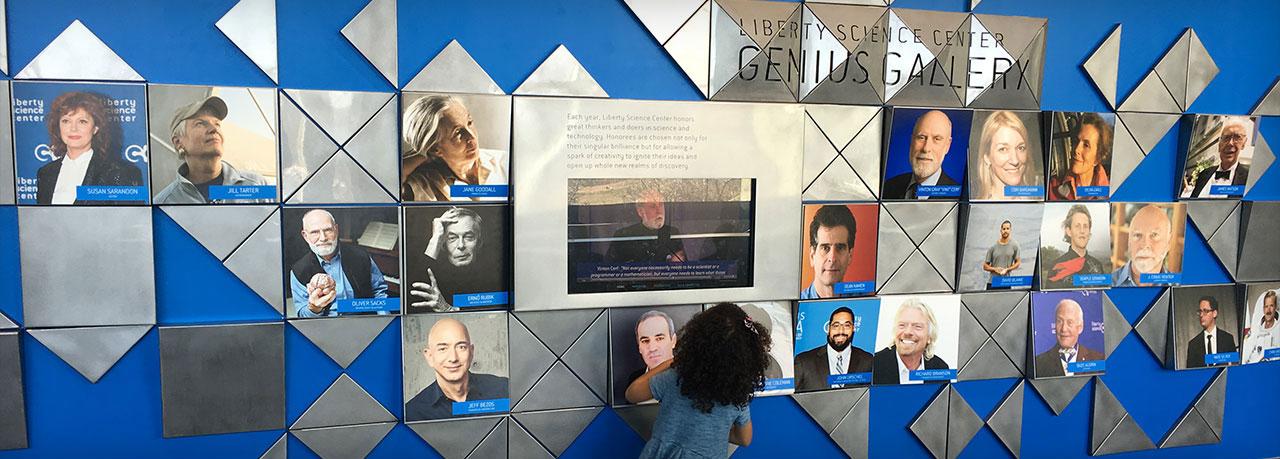 Liberty Science Center: Genius Gala videos