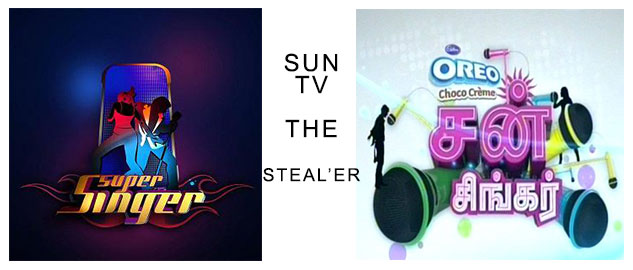 SUN TV THE STEAL'ER!!!