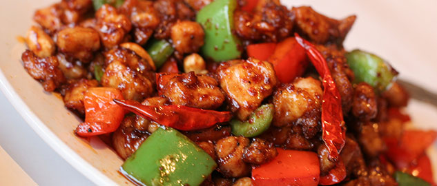 best and esy to make szechuan chicken