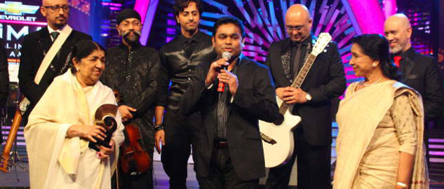 Global Indian Music Awards 2014