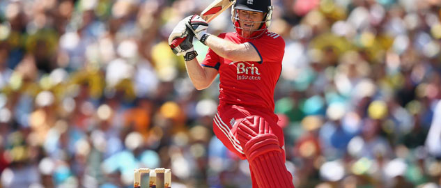 Eoin Morgan withdraws from IPL auctions