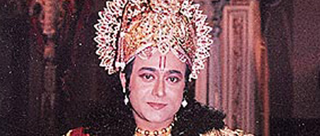 actor nitish bharadwaj play the role of lord krishna after 25 years