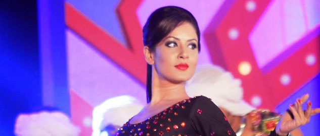 television actor puja banerjee out of 'jhalak'