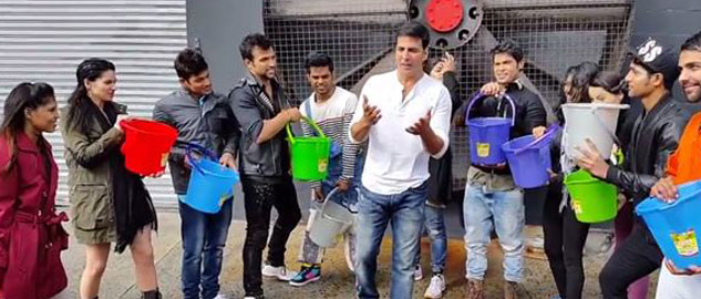 ice bucket challenge reaches bollywood