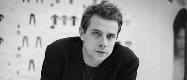 jw anderson hosts his first catwalk show