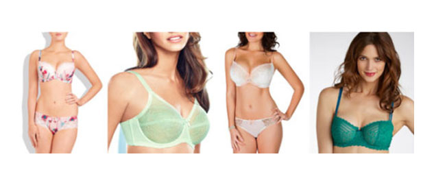 Ways to Tell You're Wearing the Wrong Size Bra