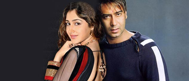 Dilip Kumar's Niece To Debut With Ajay Devgn