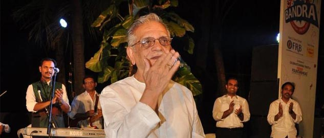 Gulzar's songs Performed at the Bandra Festival