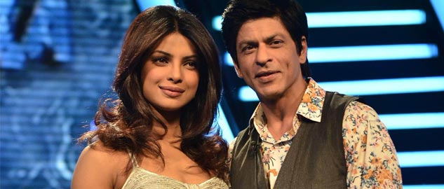 SRK And Priyanka To Host A Show