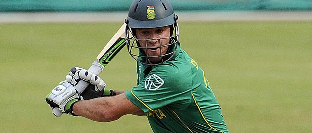 AB De Villiers hits fastest ODI 150 in South Africa World Cup win