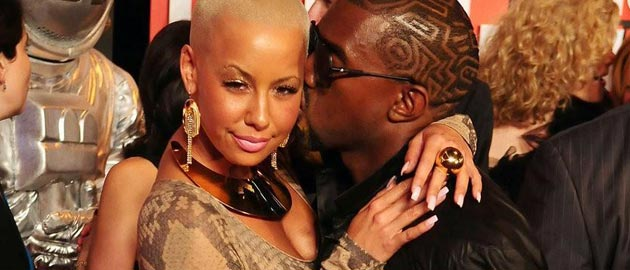 Amber Rose disses Kanye West and the Kardashians