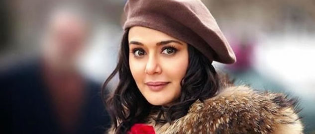 Preity Zinta lashes out at a journalist