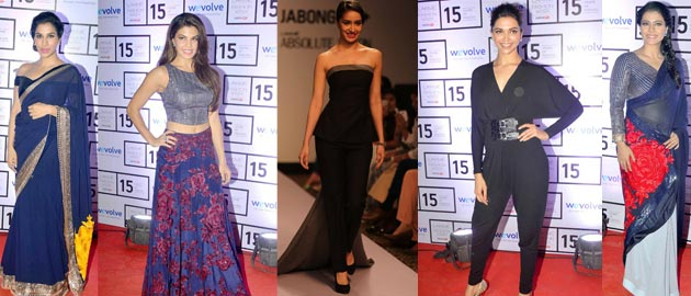 Shraddha Kapoor stuns at the Lakme Fashion Week