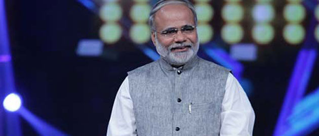India's Got Talent 6: Narendra Modi on the sets of IGT