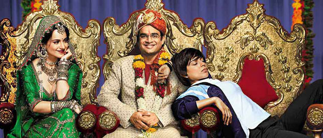 Tanu Weds Manu Returns trailer: Madhavan falls in love with Kangana all over again