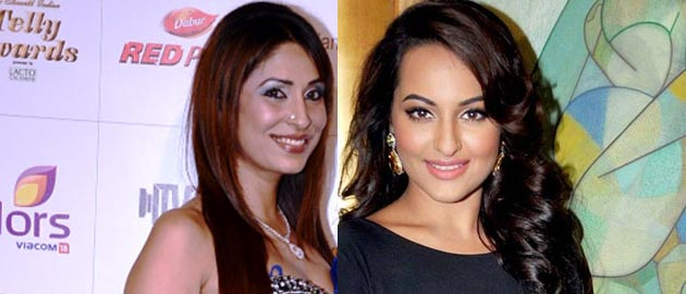 Bigg Boss 5 contestant Pooja Missra files FIR against Sonakshi Sinha