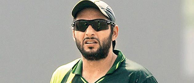 Shahid Afridi will quit Cricket for Pakistan Team