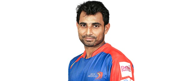 IPL 8: Mohammad Shami to Pocket Crores Without Playing a Single Game for Delhi Daredevils