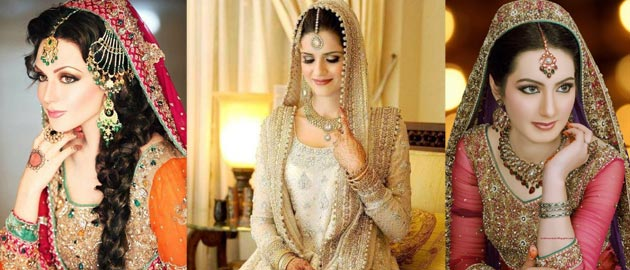 Fashion tips to learn from Pakistani brides!