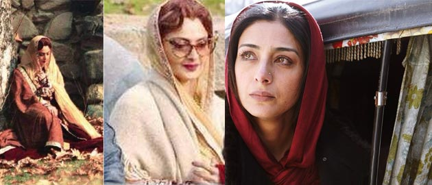 Tabu to replace Rekha in Fitoor!