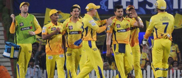 Chennai Super Kings Enters IPL Final for the Sixth Time