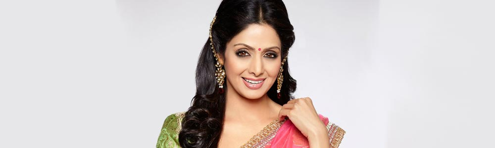 Facts about Sridevi