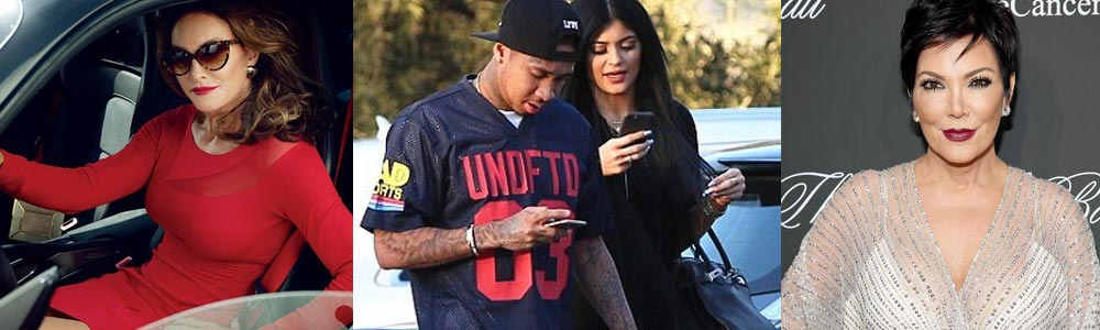 Kris & Caitlyn Jenner will not Try To Stop Kylie From Marrying Tyga