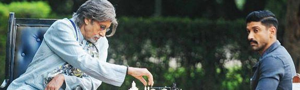 Amitabh Bachchan and Farhan Akhtar aren't promoting Wazir together!
