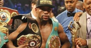 Floyd Mayweather Wants to Retire As 'The Best Ever'