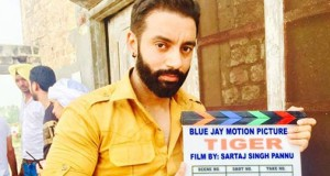 Sippy Gill starts shoot for Tiger