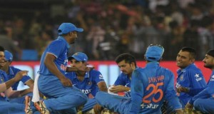 """MS Dhoni termed throwing of bottles as """"not so serious"""" and """"done just for fun"""""""